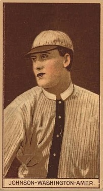 T207 Walter Johnson