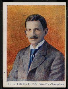 1910 Tip Top Barney Dreyfuss