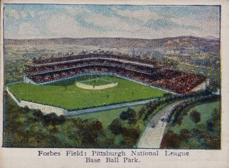 1910 Tip Top Forbes Field