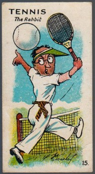 Bunny Austin 1928 Major Drapkin Sporting Snap The Rabbit Tennis