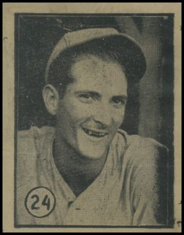 1945-46 Cuban Deportivo Consuegra