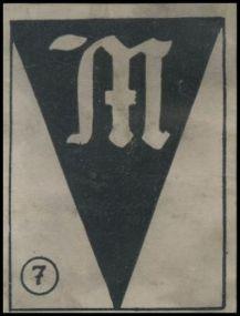 1945 Caramelo Deportivo Marianao Team Banner