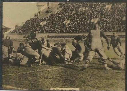 Obsequio de Susini Football Rugby