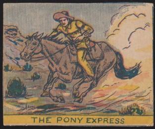 R130 Western Series Pony Express