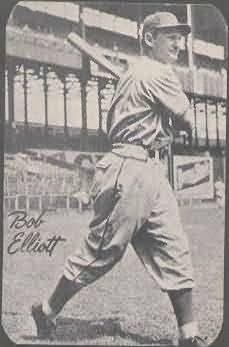 D305 1947 Bond Bread Bob Elliott