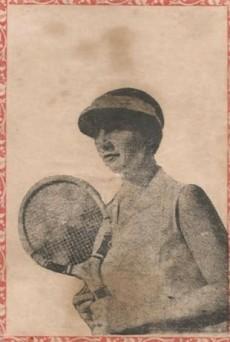 Helen Wills Moody 1946-47 Propagandas Montiel