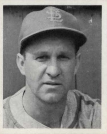W754 1941 St. Louis Cardinals Enos Slaughter