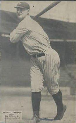 1925 Exhibit Lou Gehrig