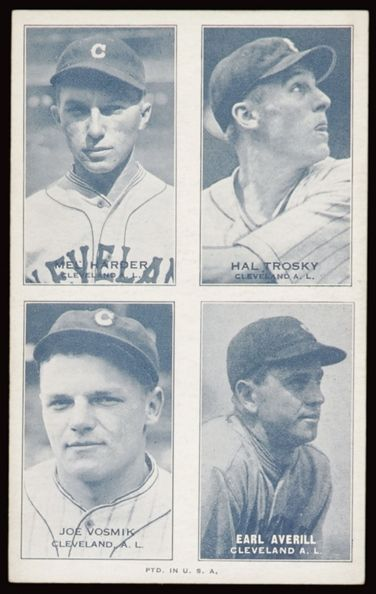 1936 Exhibit Indians