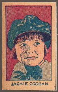Jackie Coogan W512 Strip No Number