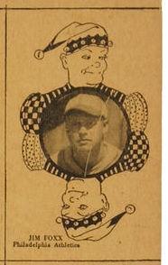 Jimmie Foxx W560 Strip Card