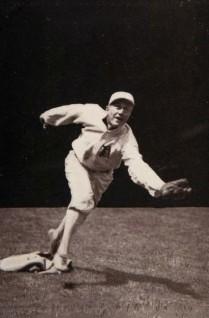1907 Dietsche Postcard Cobb Fielding