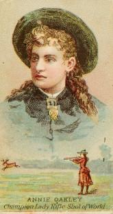 Annie Oakley N184 Kimball
