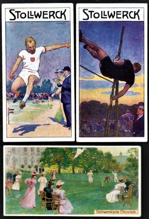 Stollwerck Sports Cards